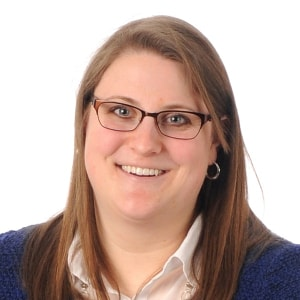 Kendra Schenk, PE, PTOE, RSP, Transportation Engineer