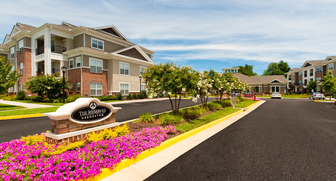 Arboretum Way Apartments