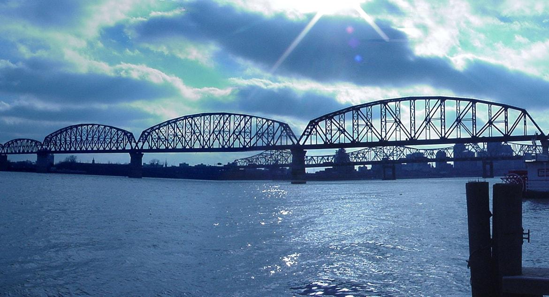 Big Four Railroad Bridge Inspection