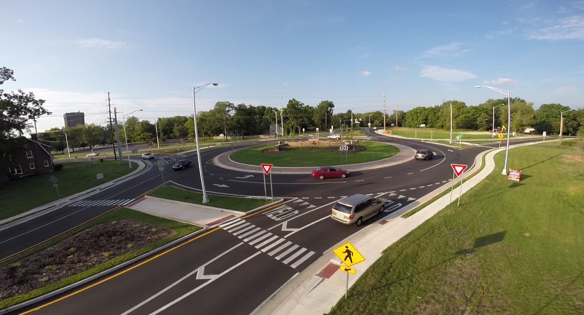 Bowling Green Intersection Improvements