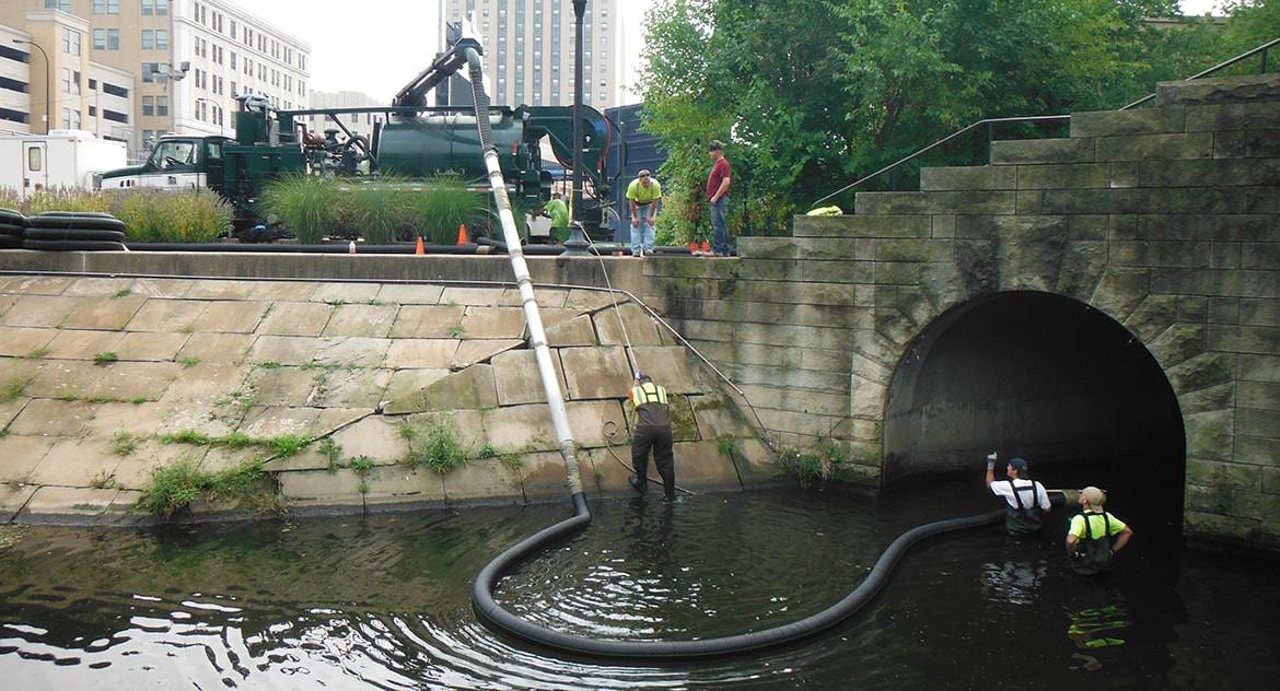 CMOM and Sanitary Sewer Reconstruction Programs