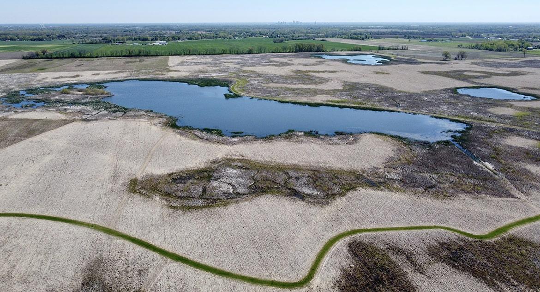 Darby Wetland Restoration