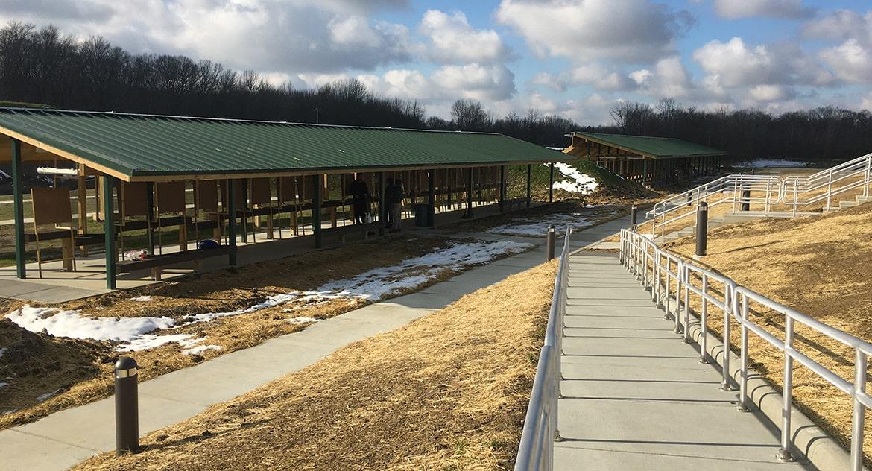 Delaware State Park Shooting Range