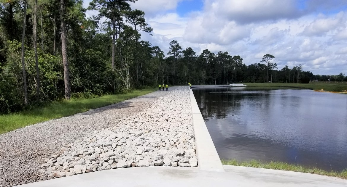 Disney Water Quality Treatment & Flood Protection Facility