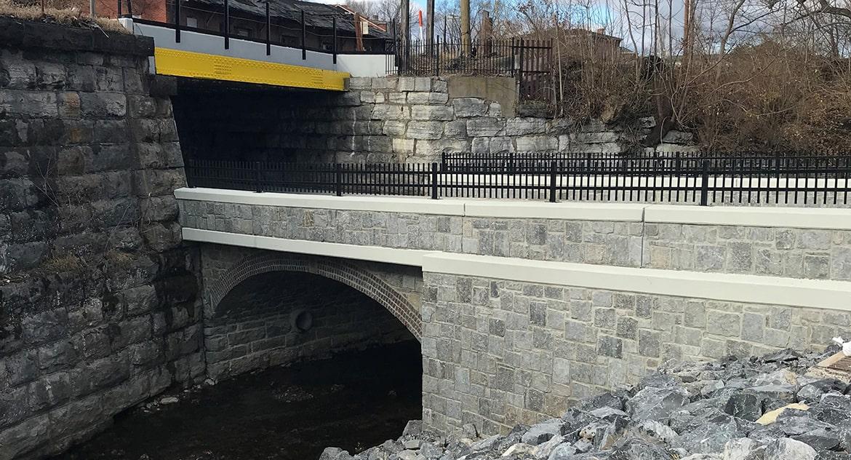East Burke Street Bridge