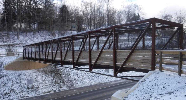 Elkins Rail Trail Connector