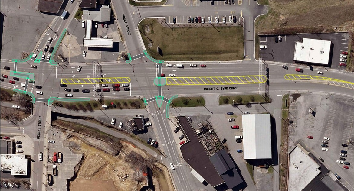 Fayette-Raleigh MPO Infrastructure Study and Improvements