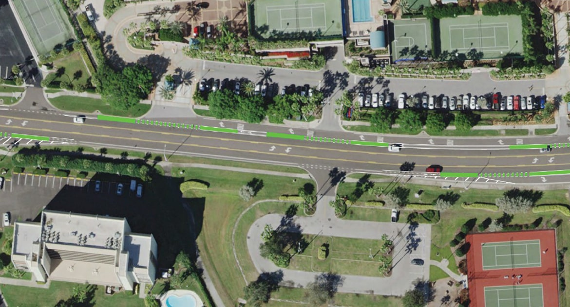 Gulf Boulevard Pedestrian and Bicycle Safety Study