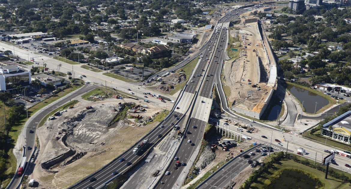 I-275 Reconstruction and Drainage Improvements