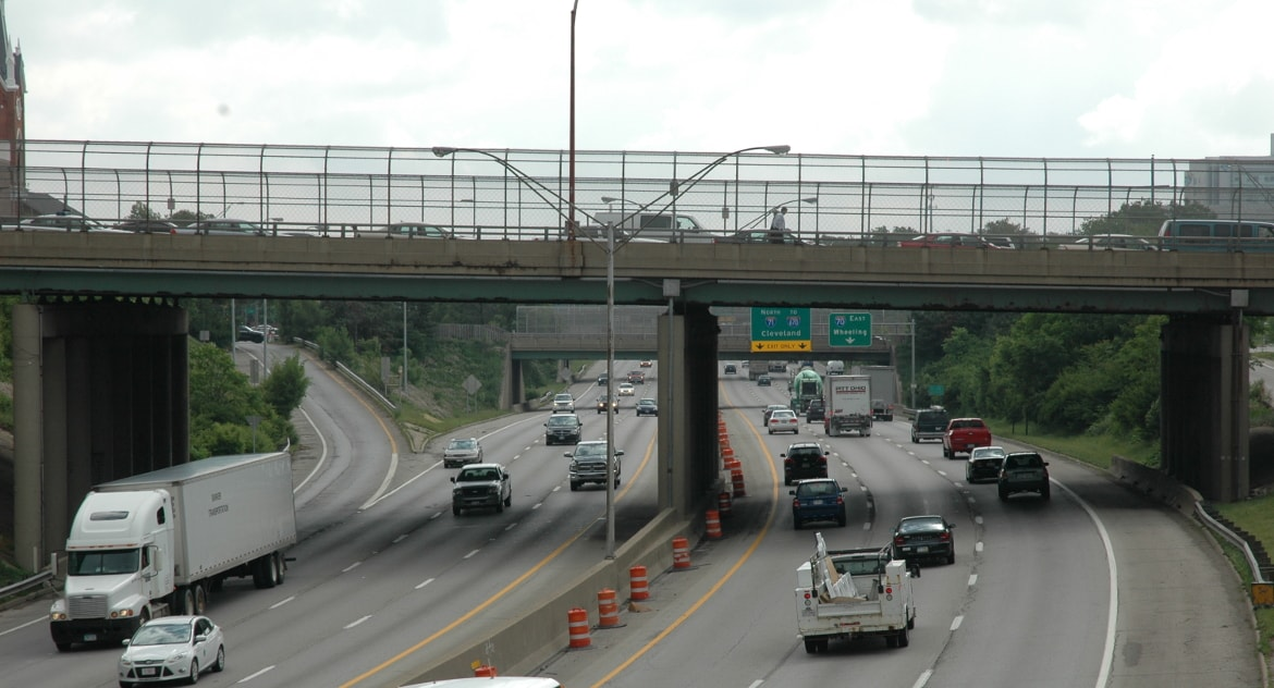 I-70/I-71 Corridor Traffic Forecasts & Studies