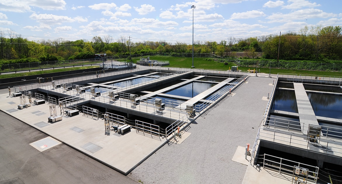 Jackson Pike Wastewater Treatment Plant