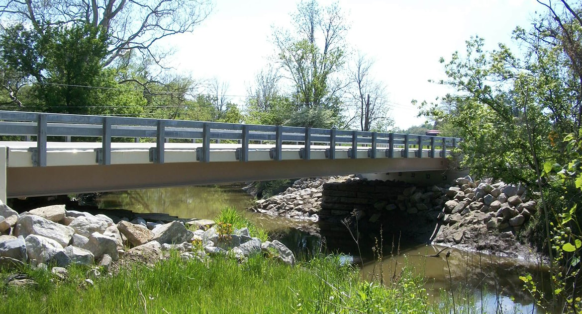 Jones Road Bridge Replacement