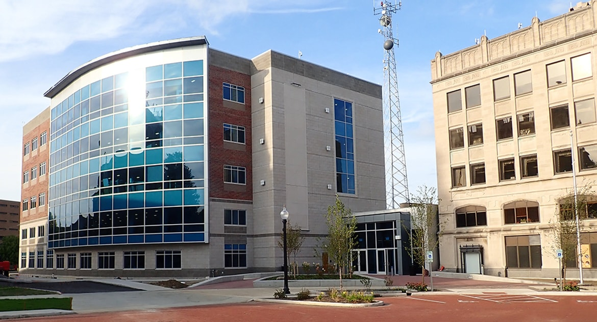 Lake County Administration Center