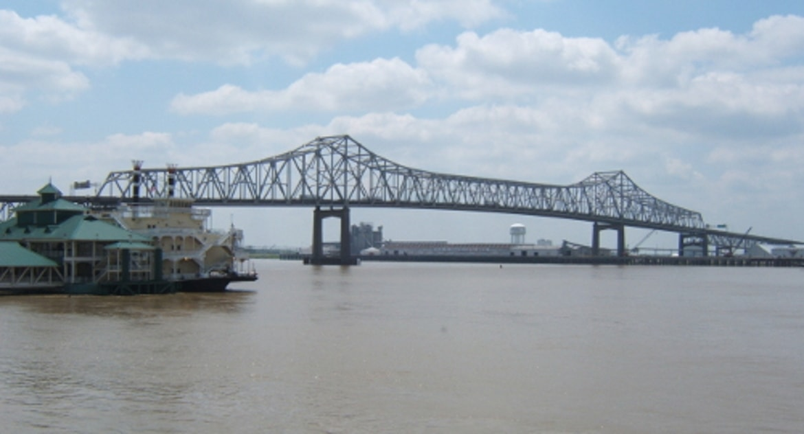 Louisiana Major Truss Bridge Inspections