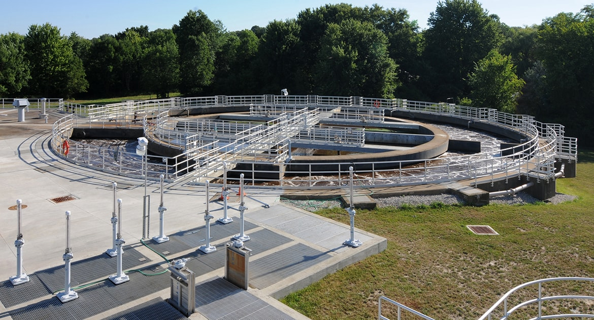 Madison Wastewater Treatment Plant Expansion