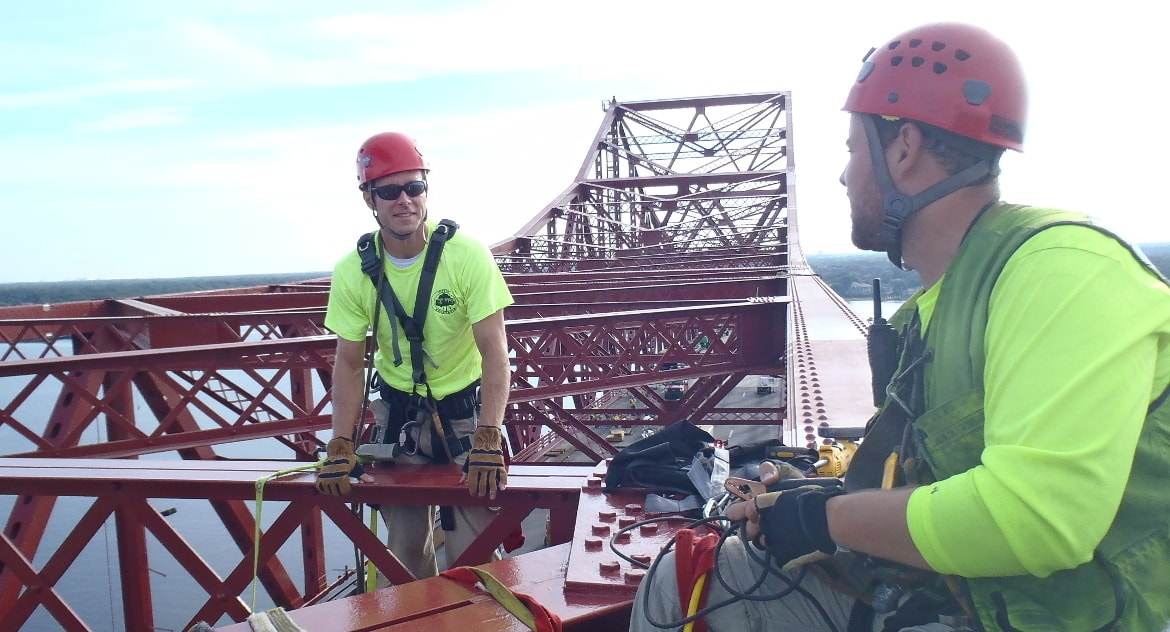 Mathews Bridge Emergency Inspection