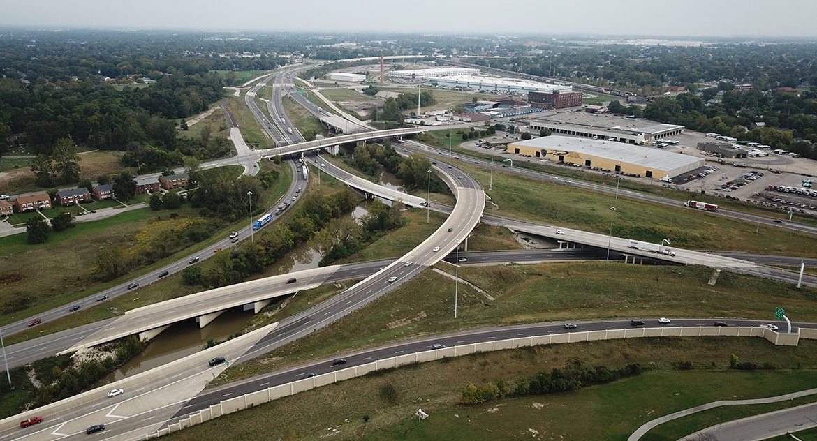 Ohio I-75 Improvements