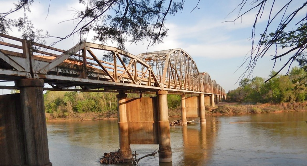 Oklahoma DOT Bridge Inspections