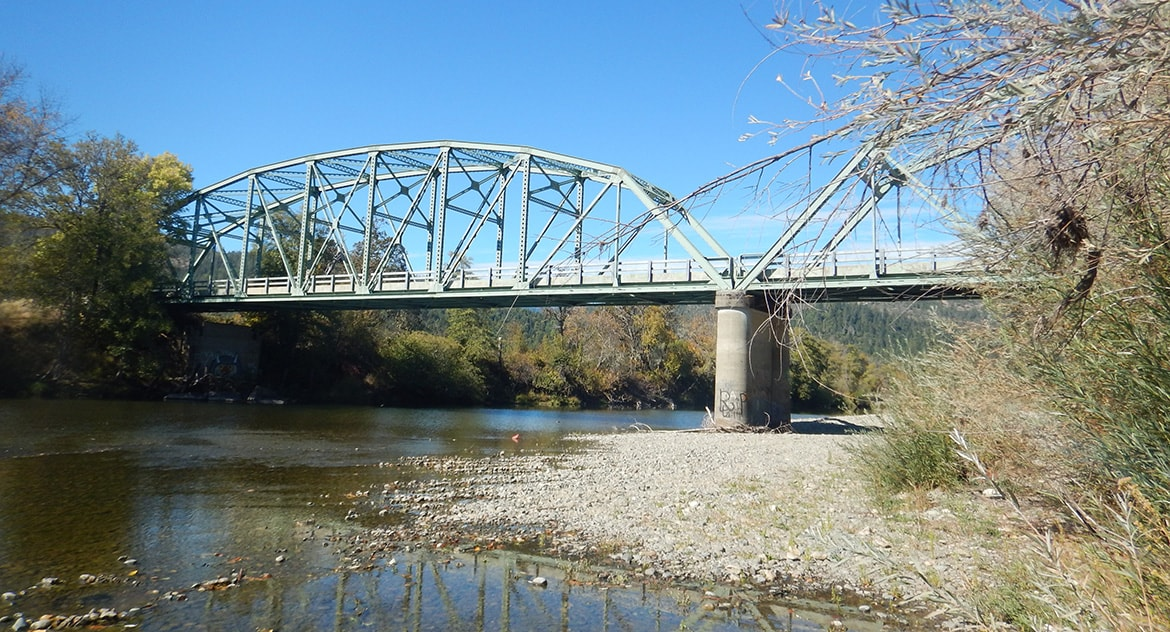 Oregon Local Agency Bridge Inspections