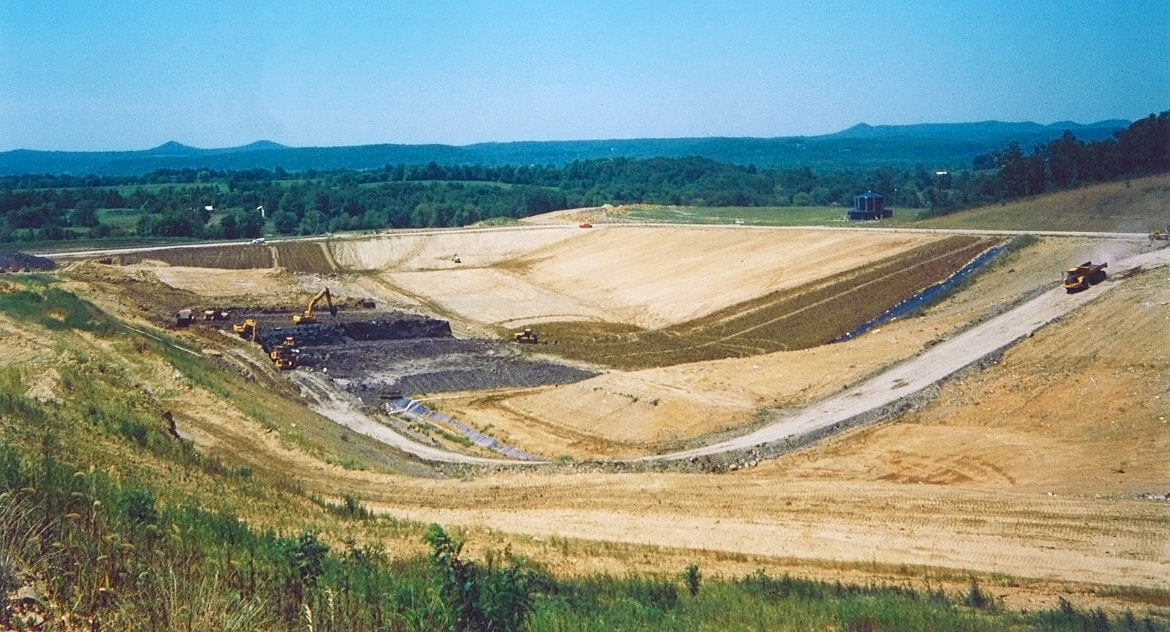 Pike Sanitation Landfill