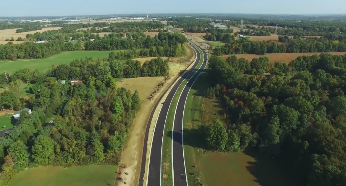 Sawmill Parkway Extension Project