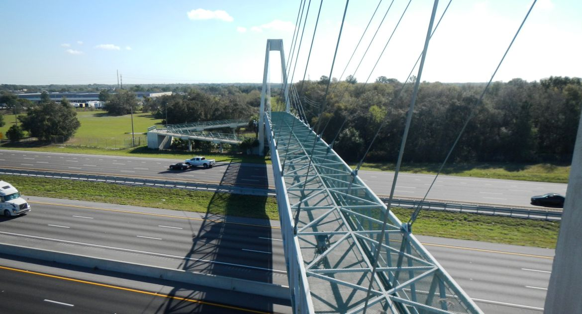 Seminole County Pedestrian Bridge Inspections