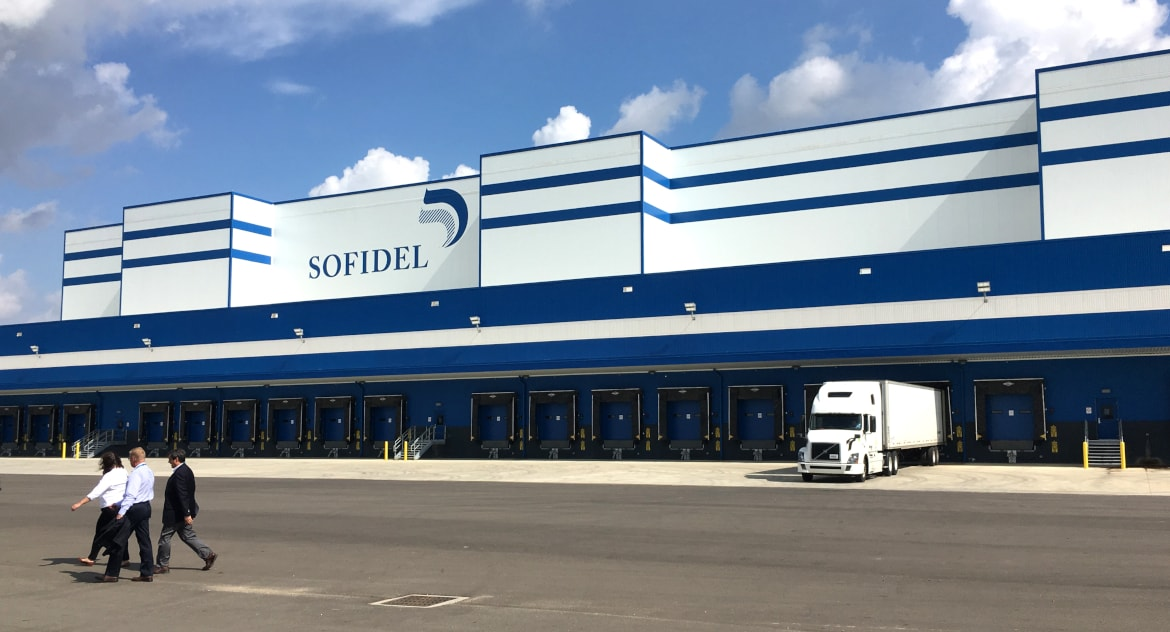Sofidel Circleville Facility Development