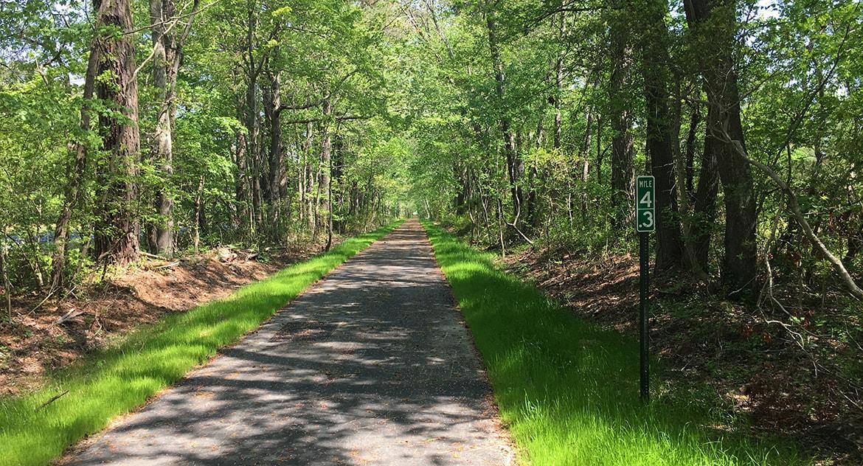 Southern Tip Bike & Hike Trail