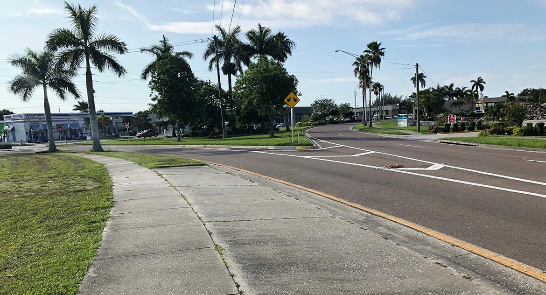 US-41/Carmalita Street Roundabout Feasibility Study