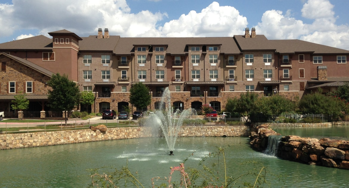 Watermere at Southlake Senior Housing Master Plan