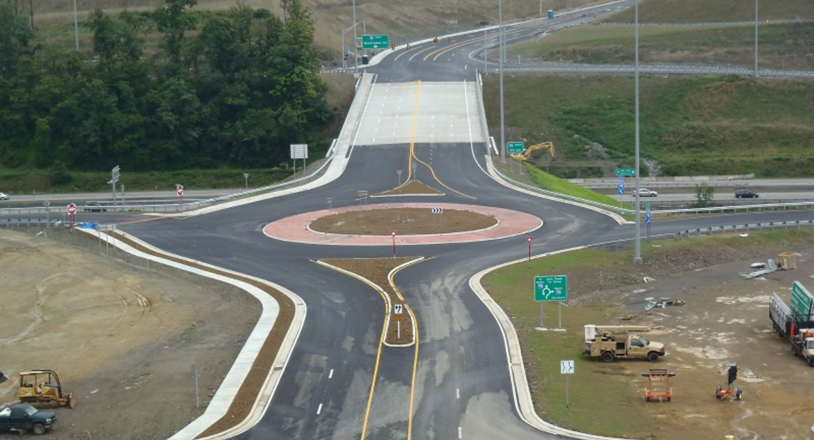 West Virginia I-79 New Interchange